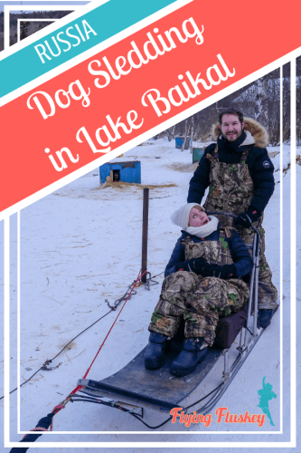 Dog sledding in Lake Baikal was a highlight of our Trans Siberian travels. Dog sledding is one winter sport that should be on everybody's bucket list.