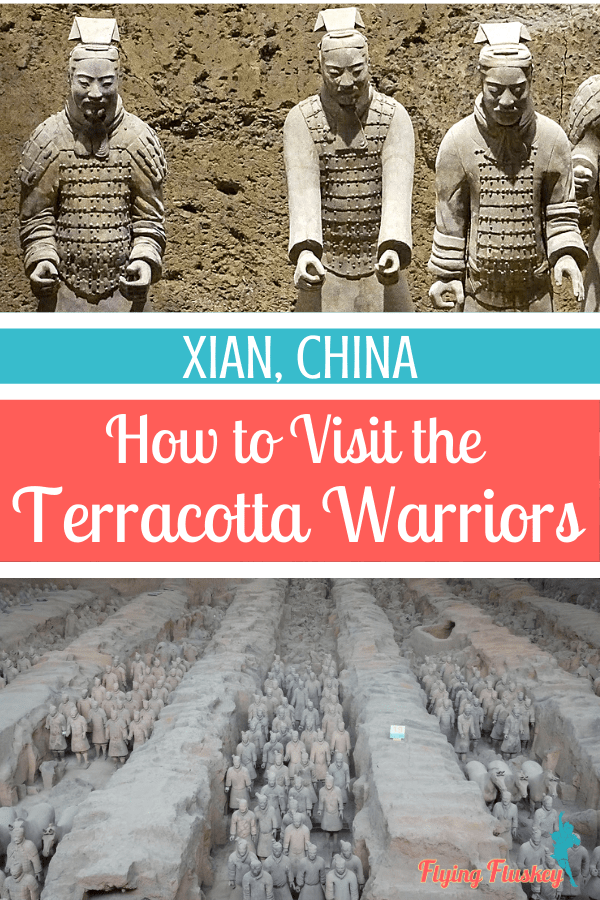 The Terracotta Army is one of the biggest sights in China. So if you are in Xian, how do you go about visiting the Terracotta Warriors?