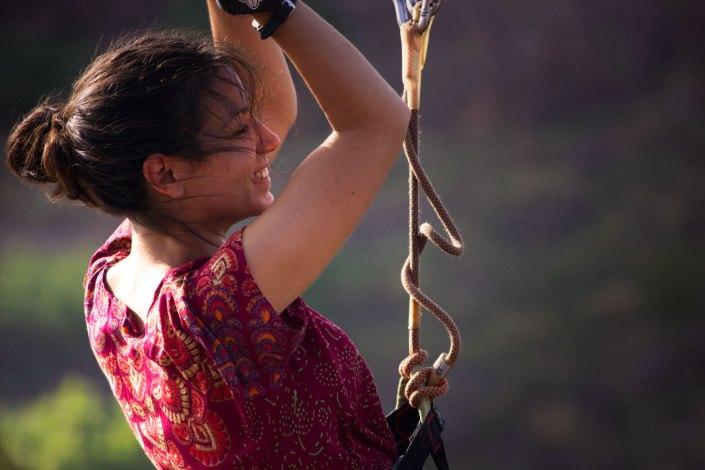 Flying Fox Jodhpur, Mehrangarh Fort, flying fox, ziplining, zipline tour, ziplines, adventure activities in india, adventure sports, outdoor sports