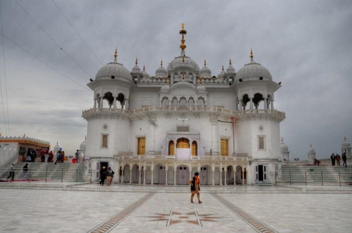 anandpur sahib, ropar district, punjab, gurudwara