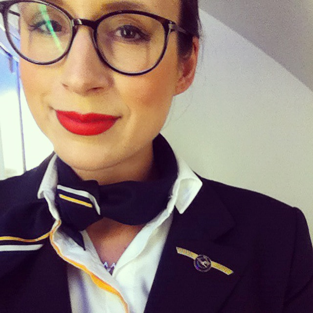 Flight attendant - A job for you?