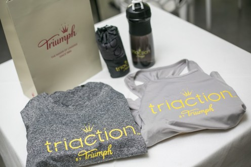 Triumph Triaction-4
