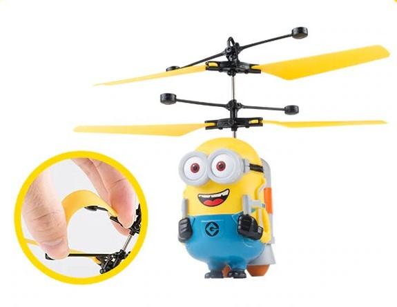 Летающий Flying Minion (Казахстан-KZ)