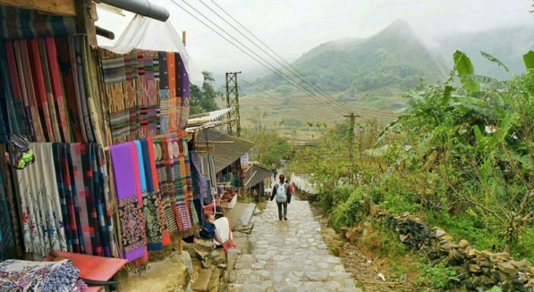 Nov 2015 - Vietnam Sapa Hiking