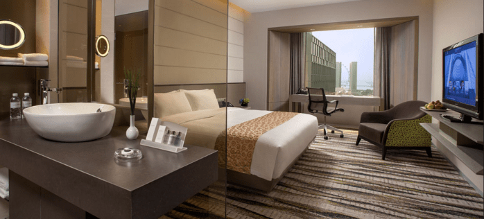 Carlton Hotel Staycation Singapore