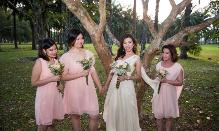 Qi Yun Budget Wedding Singapore