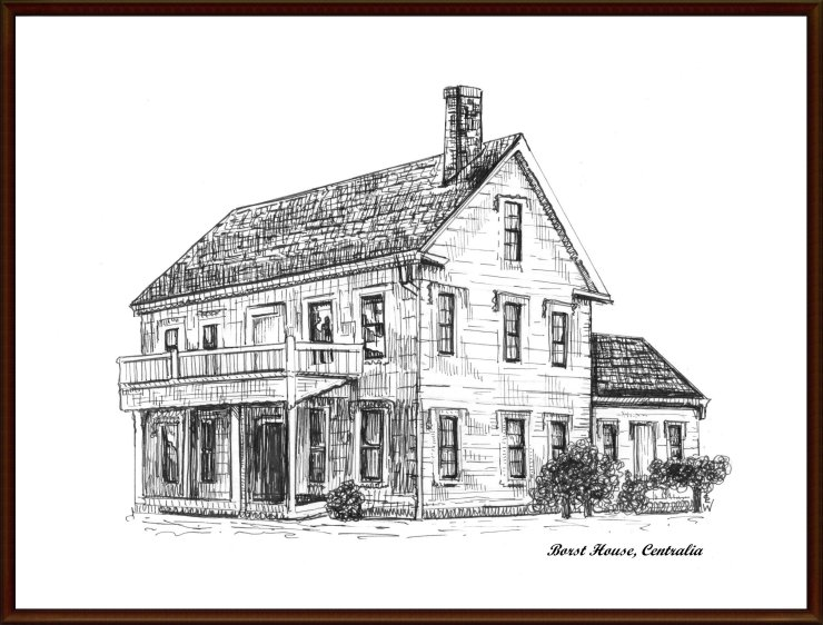 Historic Buildings and Home Portraits