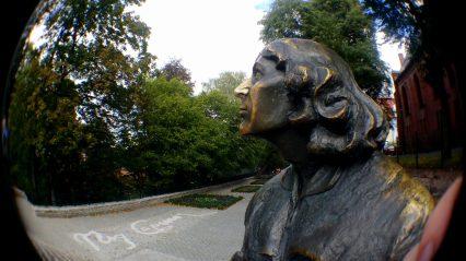 Copernicus in Olsztyn