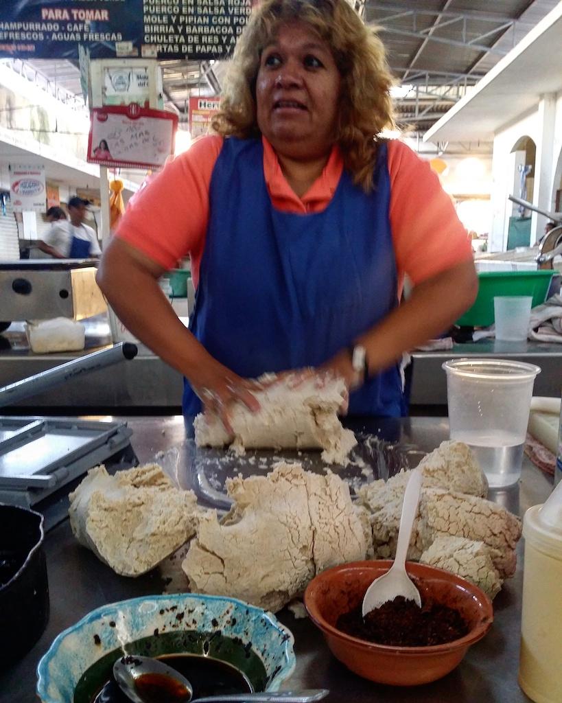 market Guadalajara quesadilla tortilla mexico