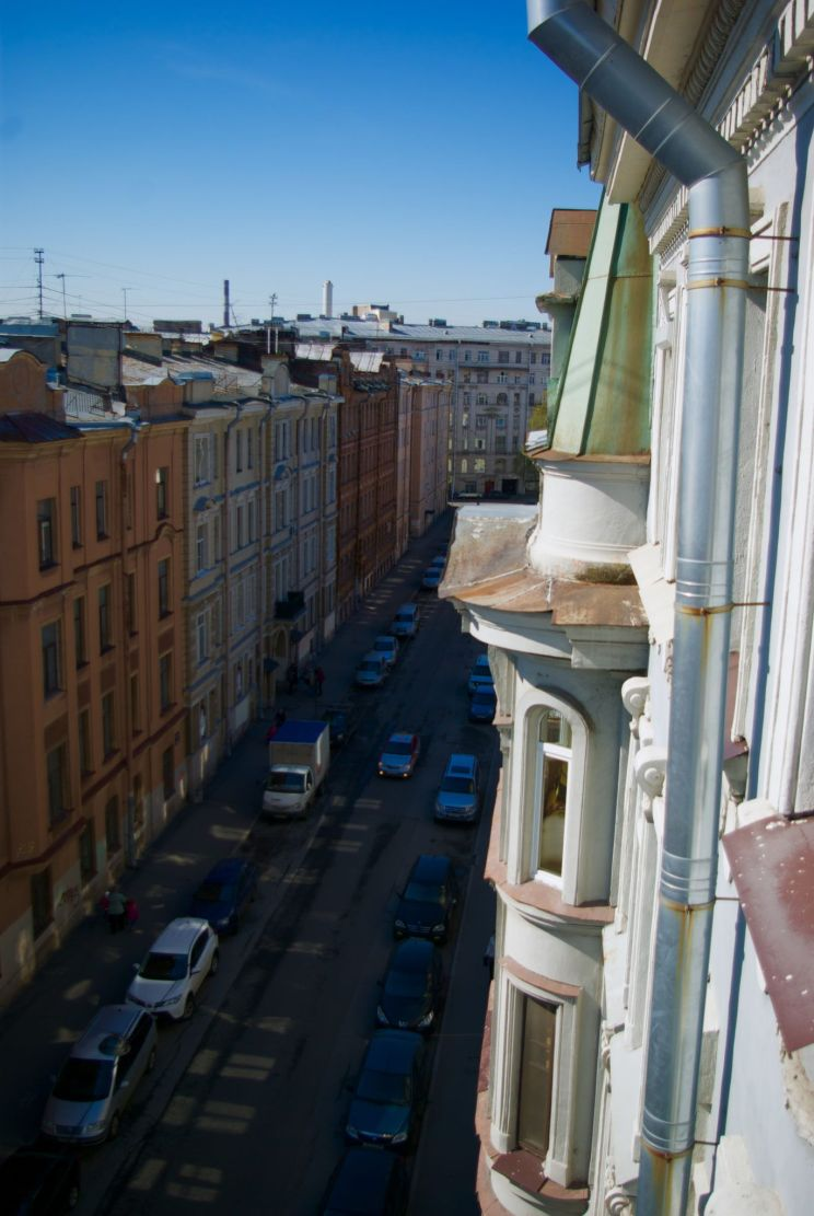 St. Petersburg, centre