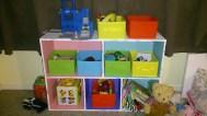 RENOVATING A CHILDREN'S BOOKCASE