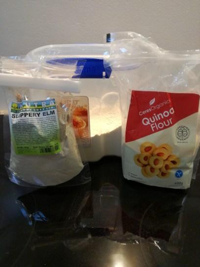 Home Remedy Porridge with Slippery Elm