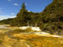 Waimangu Volcanic Valley, Rotorua, New Zealand