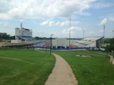 Football is Big at Kansas State