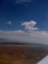 Lonely Desert Cloud