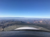 Sedona Airport is down there