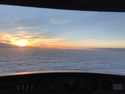 Albuquerque on the horizon