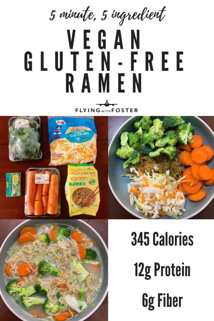 Vegan & Gluten-Free Ramen