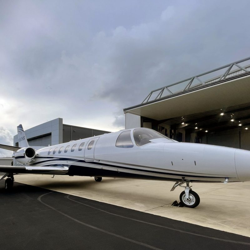 Jet Services Adds Fairhope, AL Based Citation Ultra