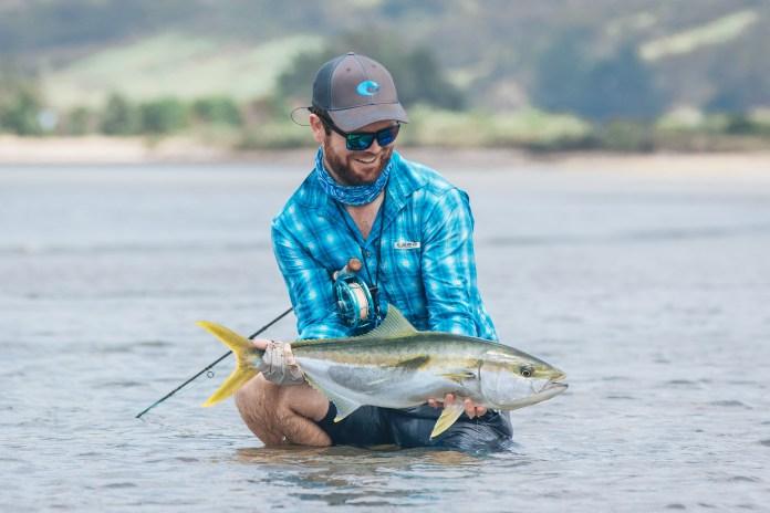 Kingfish on the Flats NZ