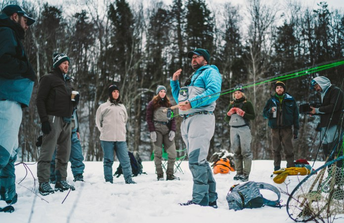 Tailwater Guides Teaching