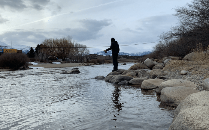 Fishing the Arkansas River - Colorado
