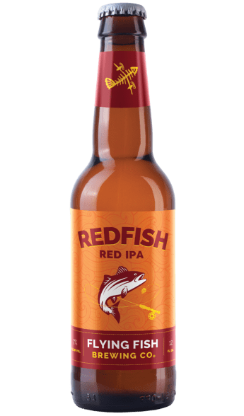best beer to take fishing redfish ale