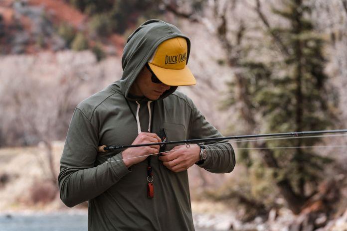 duck camp co hoodie