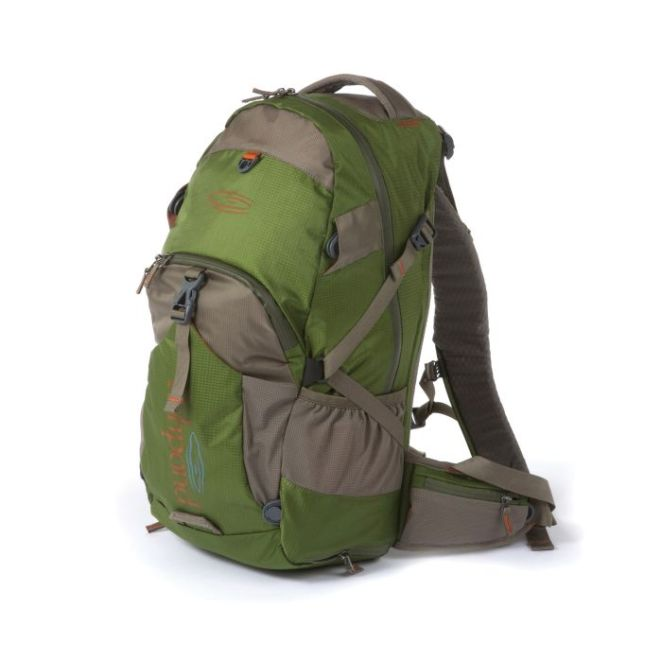 fish pond bitch creek fly fishing backpack