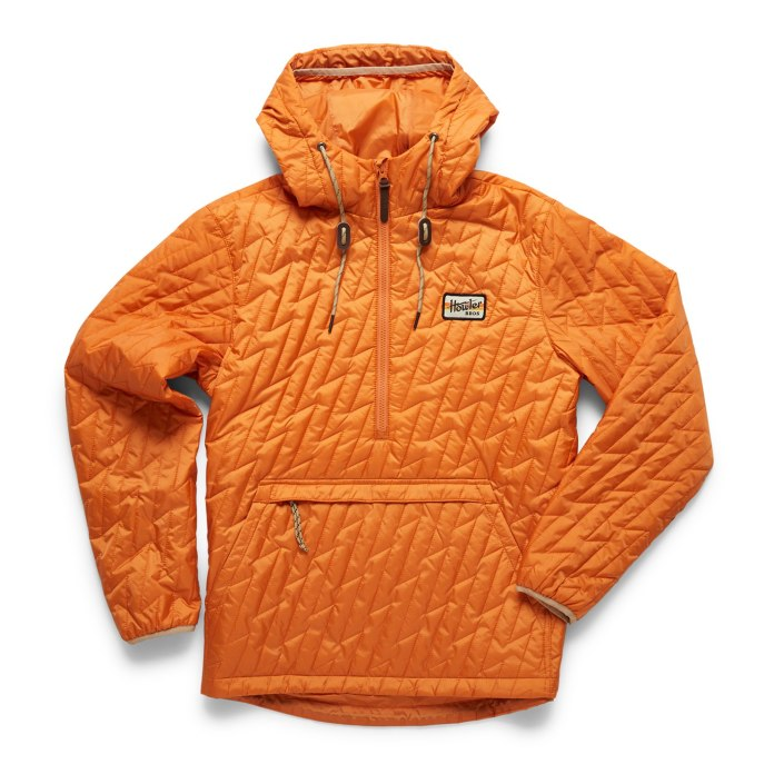 Howler Brothers Voltage Quilted Pullover