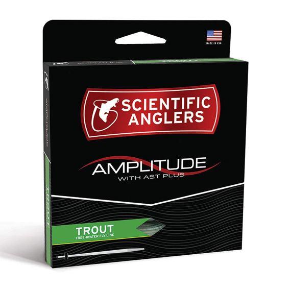 amplitude trout line
