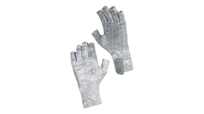 Buff USA aqua gloves