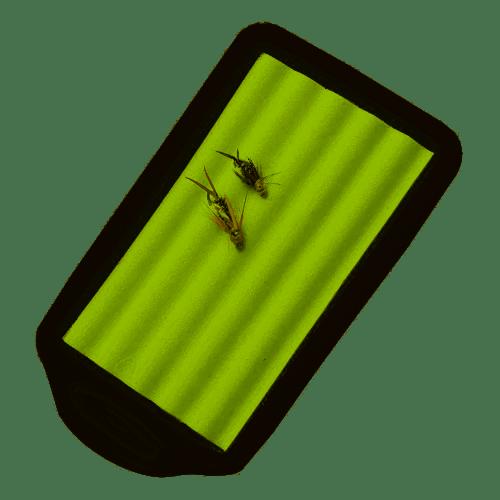 fishpond fly patch