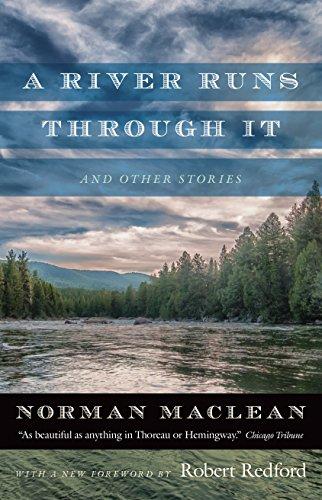 "The cover of ""A River Runs Through It"""