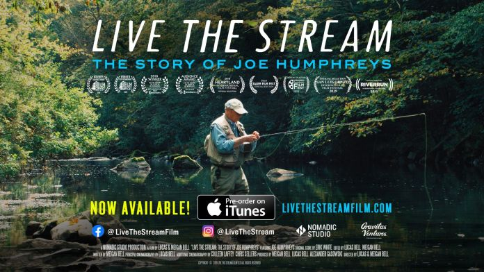 live the stream poster