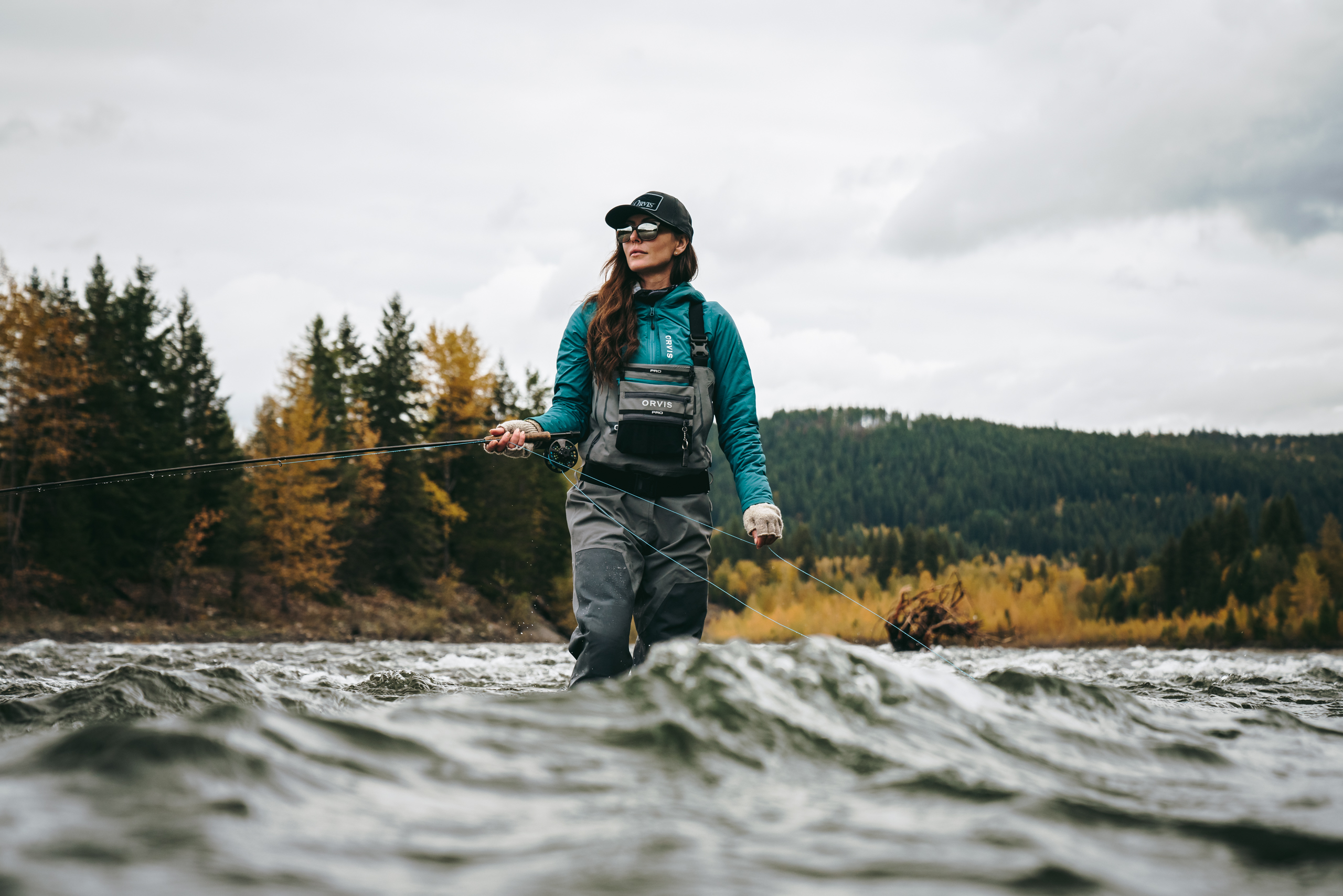 Product Spotlight: Orvis Women's PRO Wader - Flylords Mag