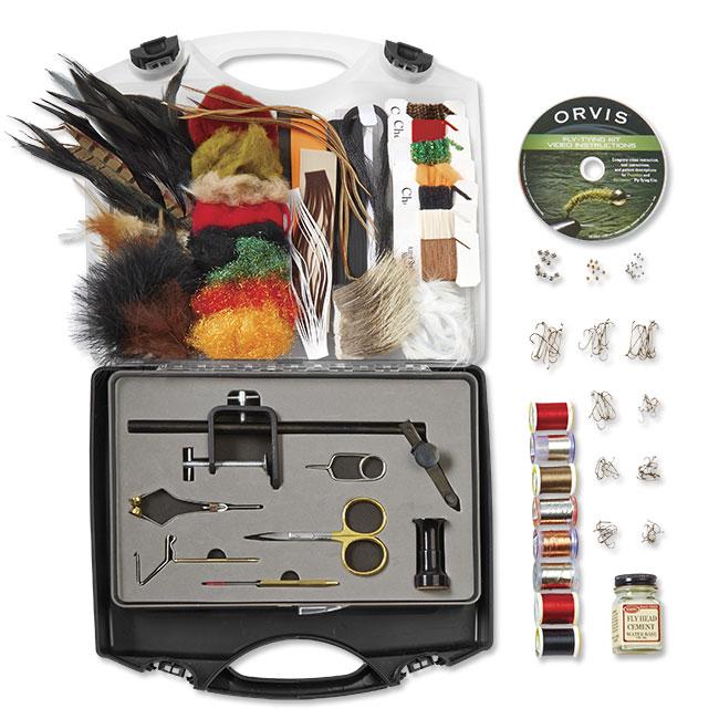 Orvis tying kit