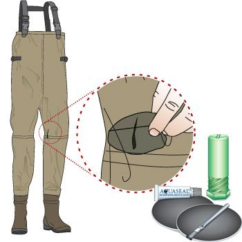 Gear Aid Wader Repair Kit