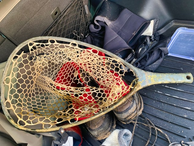 Fishpond Nomad Hand Net Replacement 1