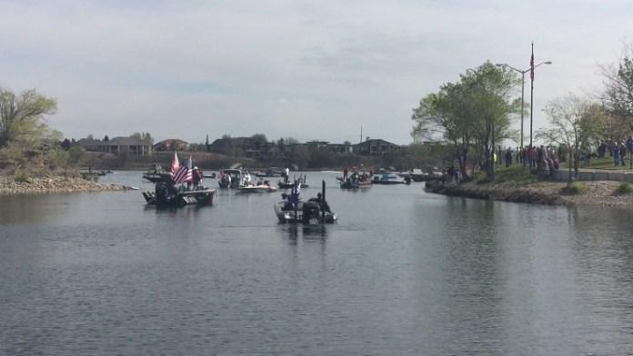 Washington State Fishing Protest