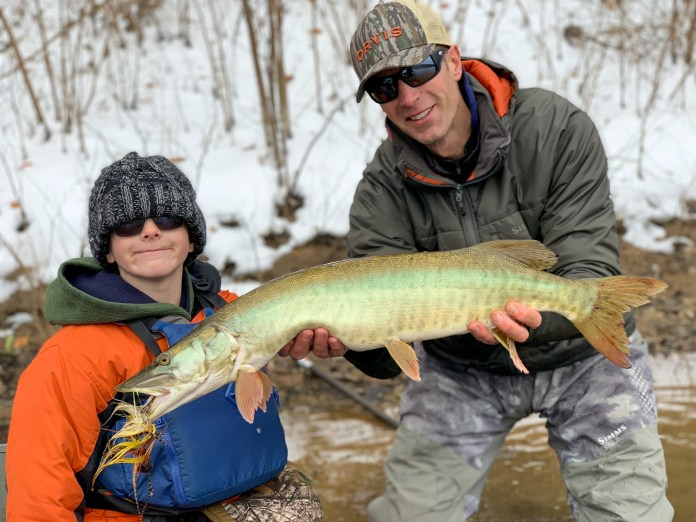 george with musky