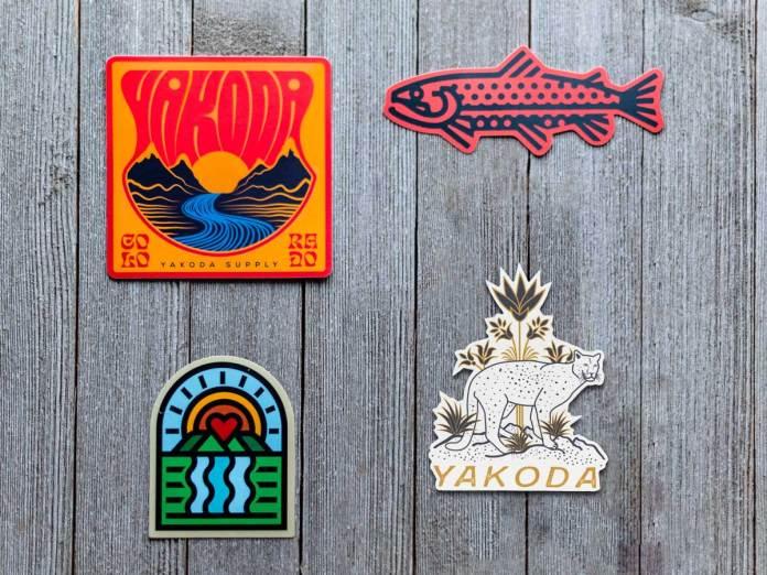 Yakoda COVID19 Sticker Pack 3