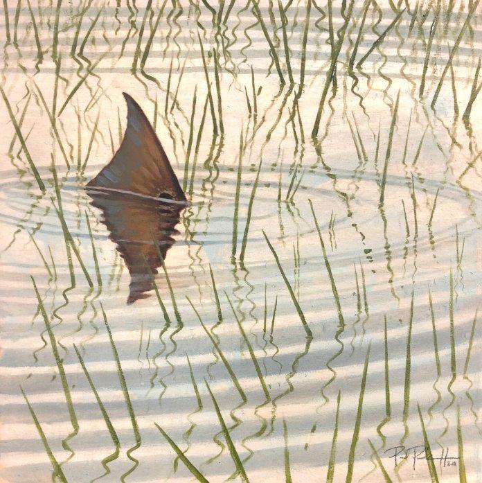 Paul Puckett Tailing Redfish