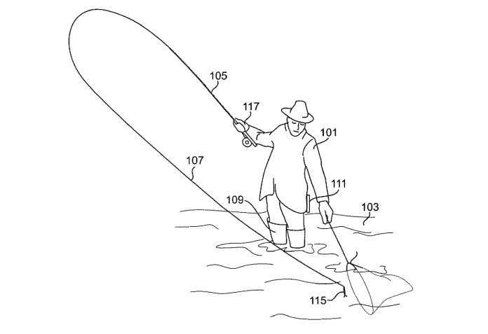 Orvis Smart Rod Patent January 2019