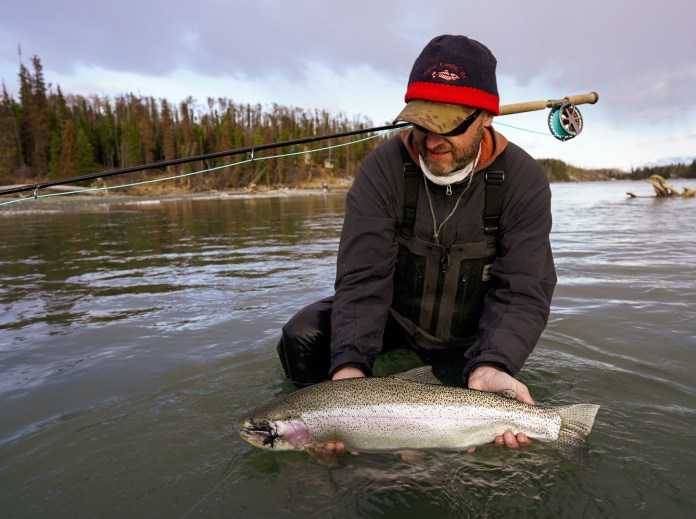 alaska fly fishing guide