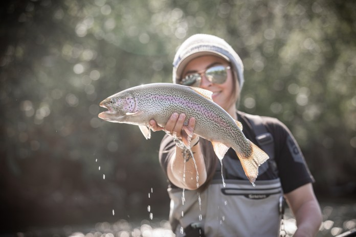 tessa shetter alaska fly fishing