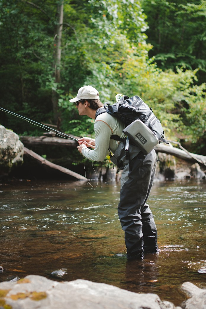 Picking apart pocket water on a local tailwater