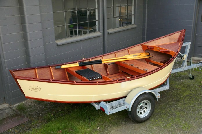 Drift boat for a benjamin