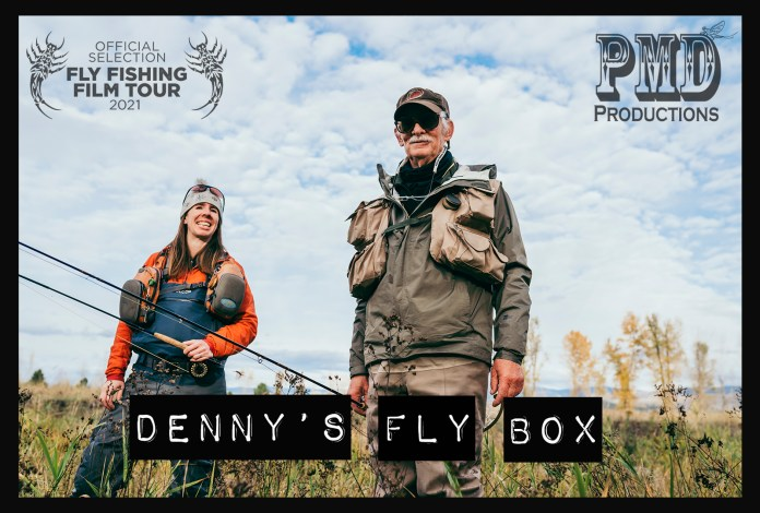 Denny's Fly Box F3T Cover