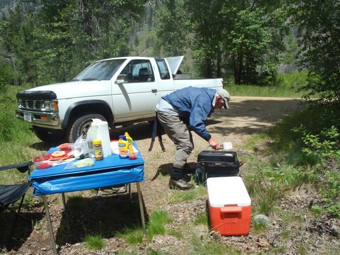 Shooting Denny's Fly Box in Missoula Montana